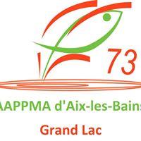 AAPPMA d'Aix-les-Bains (membres du GIPALL, Groupement Interdépartemental des Pêcheurs Amateurs de Loisir des Lacs)