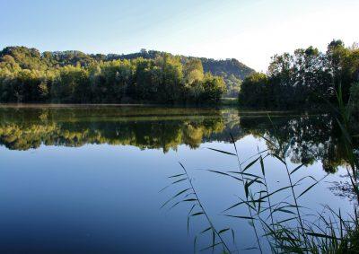 Lac du Villaret à Coise
