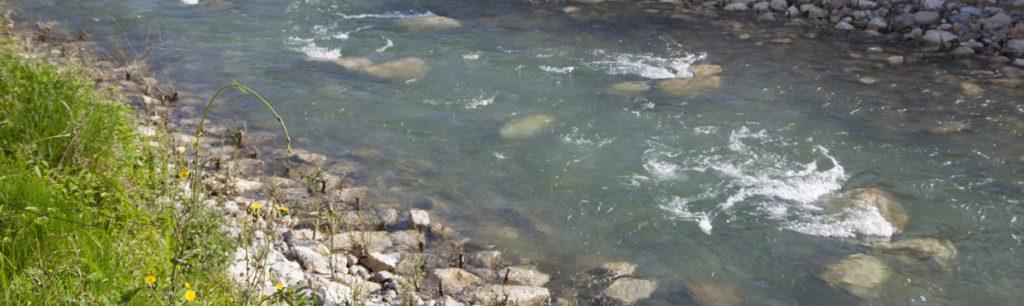 Chantier de la Leysse : la promesse d'un beau parcours de pêche