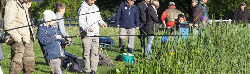 Concours truites Jeunes (Plan d'eau Challes-les-Eaux) Samedi 2 mai 2020