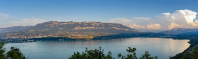 Une enquête concernant le lac du Bourget